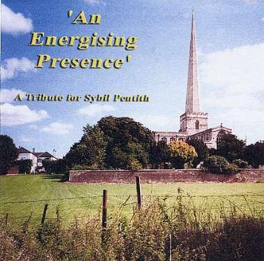 An energising presence